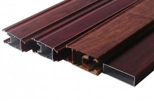 剖析木纹转印型材加工中易变形的原因